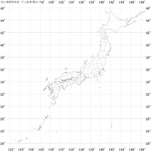 緯度map